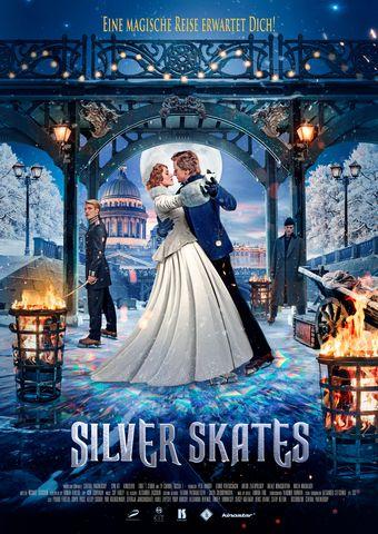 Poster Silver Skates