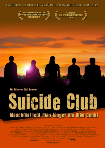 Poster Suicide Club