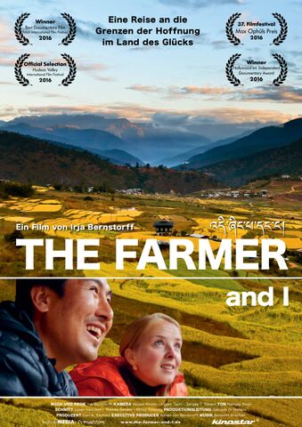 Poster The Farmer and I