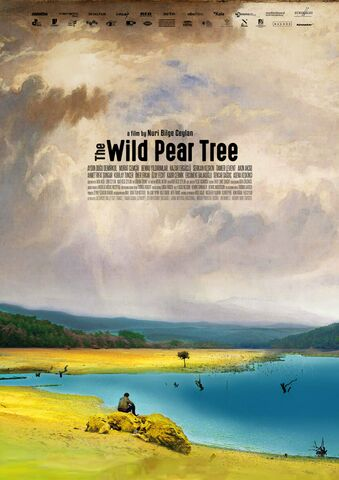 Poster The Wild Pear Tree
