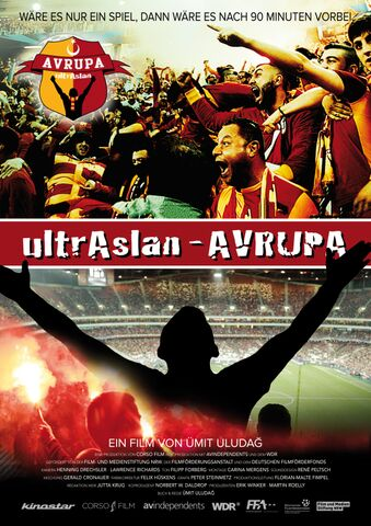 Poster ultrAslan – AVRUPA