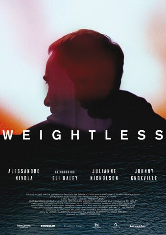 Poster WEIGHTLESS