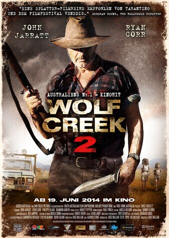 Poster Wolf Creek 2