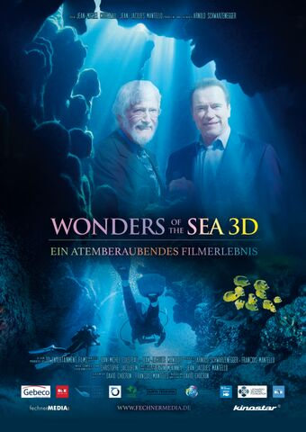Poster Wonders of the Sea