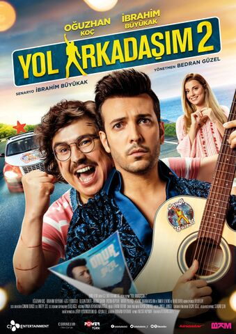 Poster YOL ARKADAŞIM 2