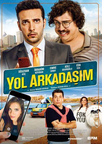 Poster YOL ARKADAŞIM