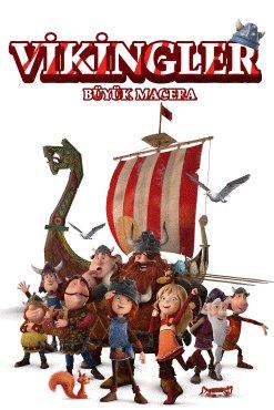 Poster Vic the Viking