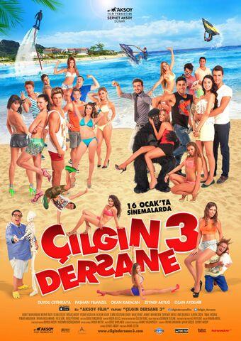 Çilgin Dersane 3