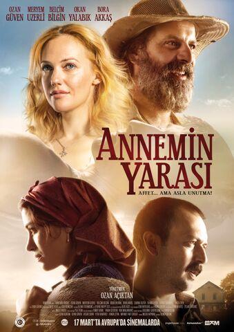 Annemin Yarasi – My Mother's Wound