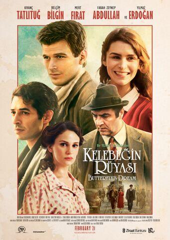 THE BUTTERFLY´S DREAM – Kelebegin Rüyasi