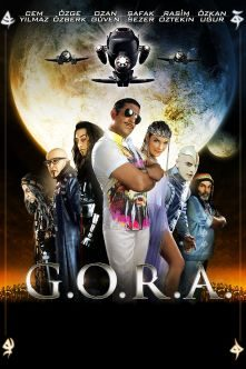 G.O.R.A. – A Space Movie