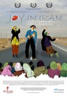 Poster JOY IN IRAN